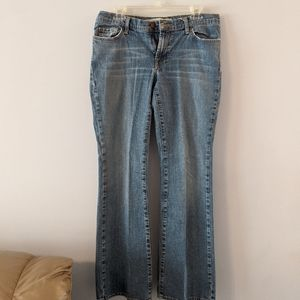 👖 Mossimo Denim Bootcut Jeans